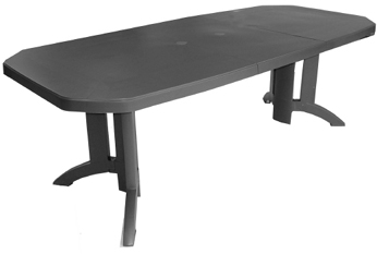 table de jardin personnalis e avec logo grossiste objets publicitaires. Black Bedroom Furniture Sets. Home Design Ideas