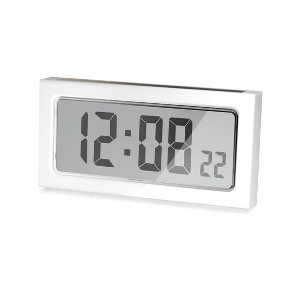 Horloge murale lectronique solaire personnalisable - Horloge murale personnalisable ...