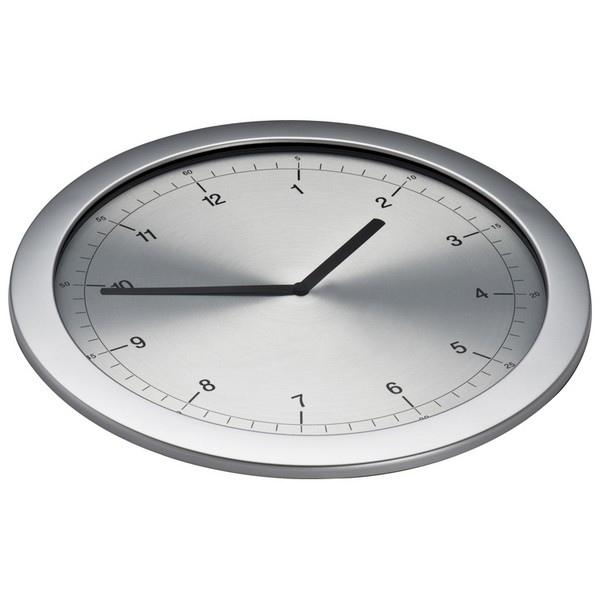 Horloge murale slim cadeau publicitaire en vente au prix - Horloge murale personnalisable ...