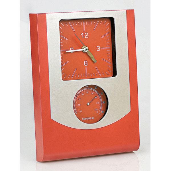 Horloge publicitaire personnalisée  technis