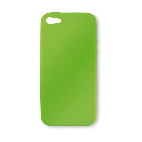 Housse silicone pour iphone 5 cadeau publicitaire en for Housse pour iphone 5