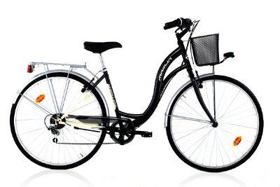 Vélos de ville publicitaire