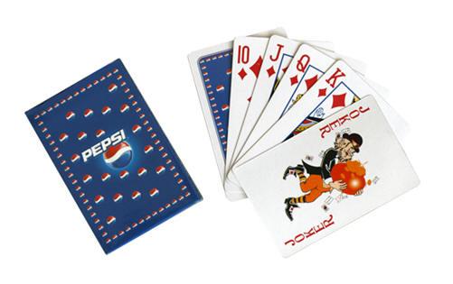 Jeux de cartes promotionnel