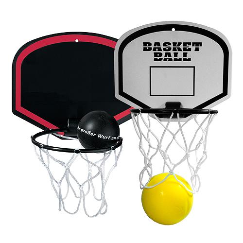 Paniers de basket avec logo