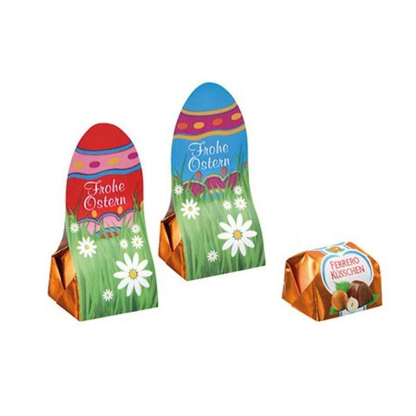 Küsschen de Ferrero promotionnel