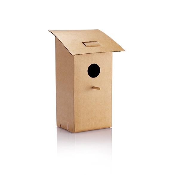 la maison pliable de l 39 oiseau personnalisable 00027v0028698 partir de 1 39 euros ht. Black Bedroom Furniture Sets. Home Design Ideas