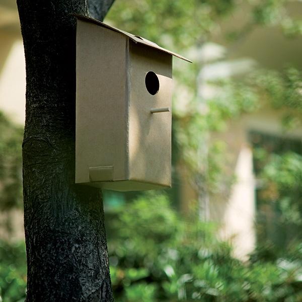 La maison pliable de l 39 oiseau personnalisable 00027v0028698 partir de 1 39 euros ht - Maison pliable ...
