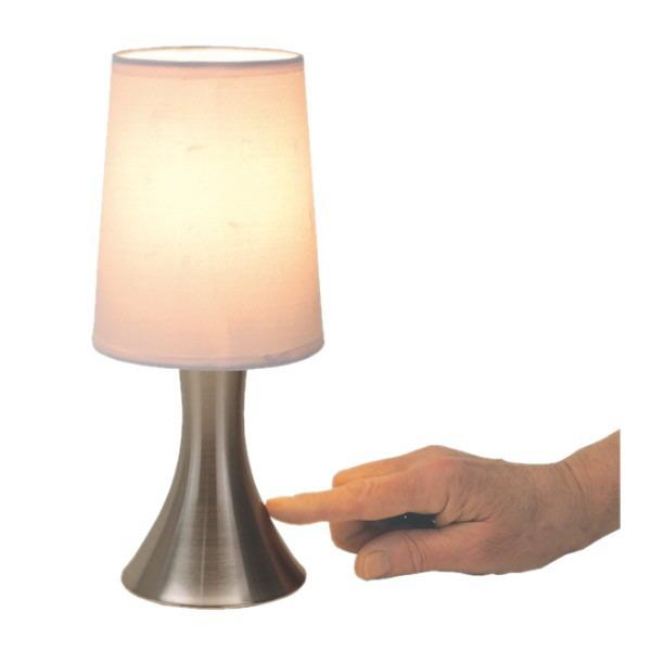 lampe tactile personnalis e avec logo grossiste cadeaux publicitaires. Black Bedroom Furniture Sets. Home Design Ideas