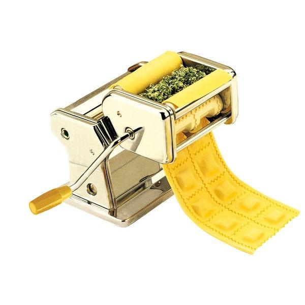 Machines à pâtes fraiches et raviolis publicitaire
