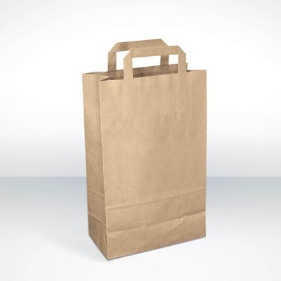 sac en papier recycl personnalis cadeau publicitaire grossiste. Black Bedroom Furniture Sets. Home Design Ideas