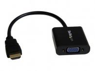 Adaptateur / Convertisseur HDMI vers VGA pour ordinateur de bureau / ordinateur portable / Ultrabook
