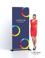 Stand 85x200cm