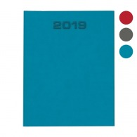 Agenda personnalisable de bureau semainier elite