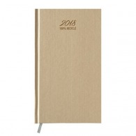 Agenda de poche personnalisable mini kraft