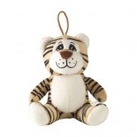 Animal Friend tigre personnalisable en peluche