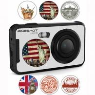 Appareils photos numériques avec logo