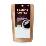 Café moulu arabica bio 40g
