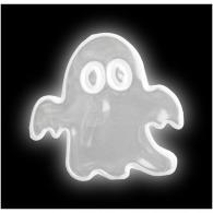 Autocollant personnalisable réfléchissant fantôme