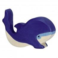 Baleine personnalisable en bois 10cm