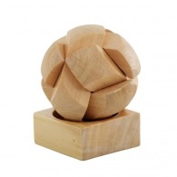 Ball puzzle ROUND DEXTERITY