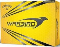 Balle de Golf personnalisable Callaway Warbird