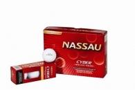 Balle de Golf logotée Nassau Cyber