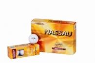 Balle de Golf publicitaire Nassau Plus
