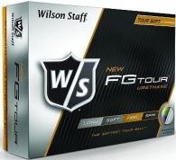 Balle de Golf publicitaire Wilson FG Tour