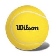 Balle de tennis en mousse