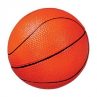 Ballon de basket antistress personnalisable