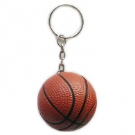 Ballon de basket (porte-clés)