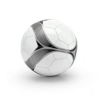 Ballons de football publicitaire