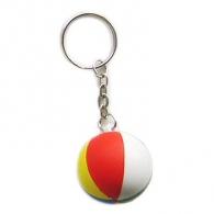Ballon de plage (porte-clés)