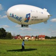 Ballons dirigeables publicitaire