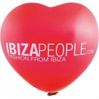 Ballon géant coeur logoté 110cm