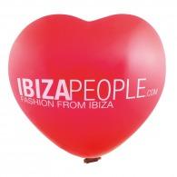 Ballon géant coeur personnalisé 70cm