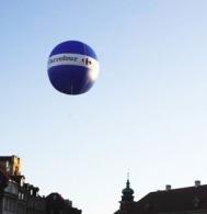 Ballons hélium promotionnel