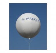 Ballons hélium avec marquage