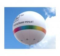 Ballon gonflable à l'hélium 6m