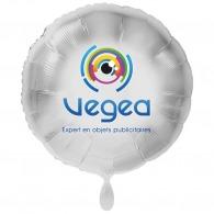 Ballons mylar métallisés avec personnalisation
