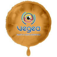 Ballons mylar métallisés customisé