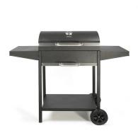 Barbecue personnalisable à charbon rectangle