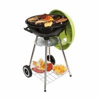 Barbecue personnalisable à charbon rouge