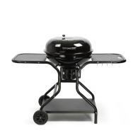Barbecue publicitaire charbon avec tablettes