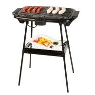 Barbecue électrique sur pied domoclip
