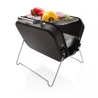 Barbecue publicitaire portable format valise