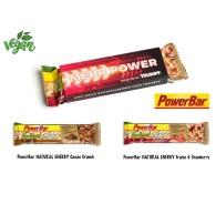 Barre de céréales logotée énergie