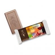 Barre de chocolat personnalisable personnalisée MAXI