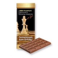 Barre de chocolat personnalisable super-maxi kraft foods