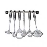 Barres de suspension pour ustensiles de cuisine personnalisé